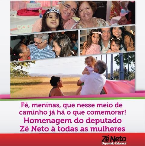 Homenagem ao Dia das Mulheres 2013