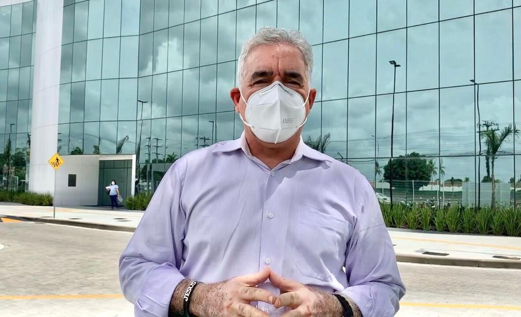 Com rede de saúde em colapso há mais de 40 dias, Zé Neto defende criação de Comitê de Crise