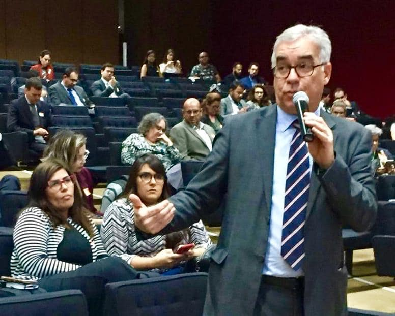 Em Brasília, Zé Neto participa de encontro que discute futuro do Brasil nas redes sociais