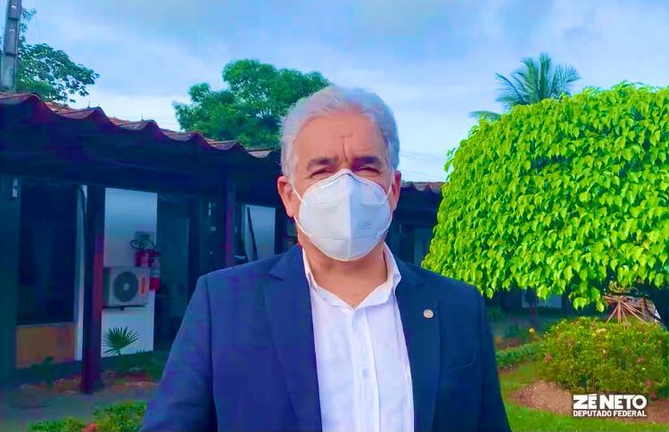 Covid-19: Zé Neto diz que após 100 mortes em maio e 50 nos primeiros onze dias de junho, pandemia em Feira exige criação de Comitê de Crise imediatamente